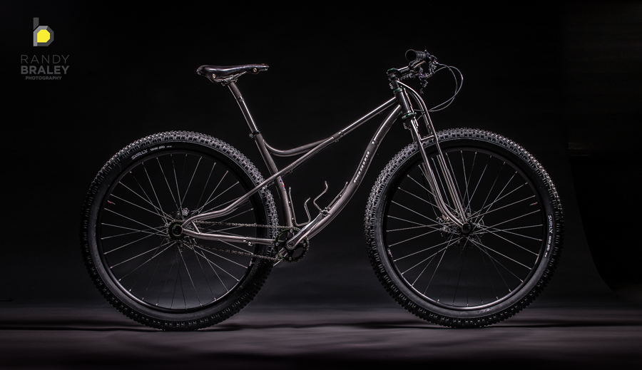 Oddity Cycles custom flagship 29er.