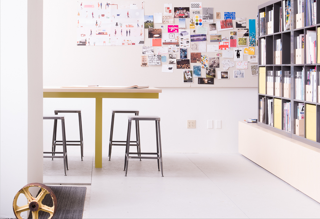 Blackbird Design Studio Office - Photographed by Randy Braley Photography