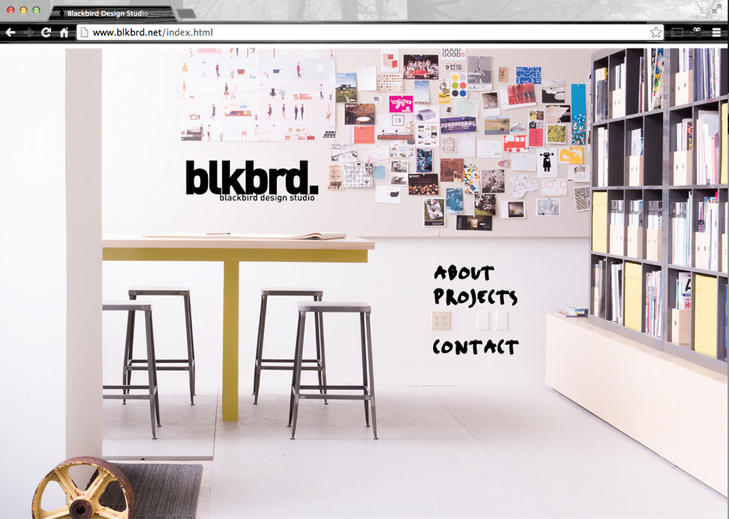 Home Page | Blackbird Design Studio