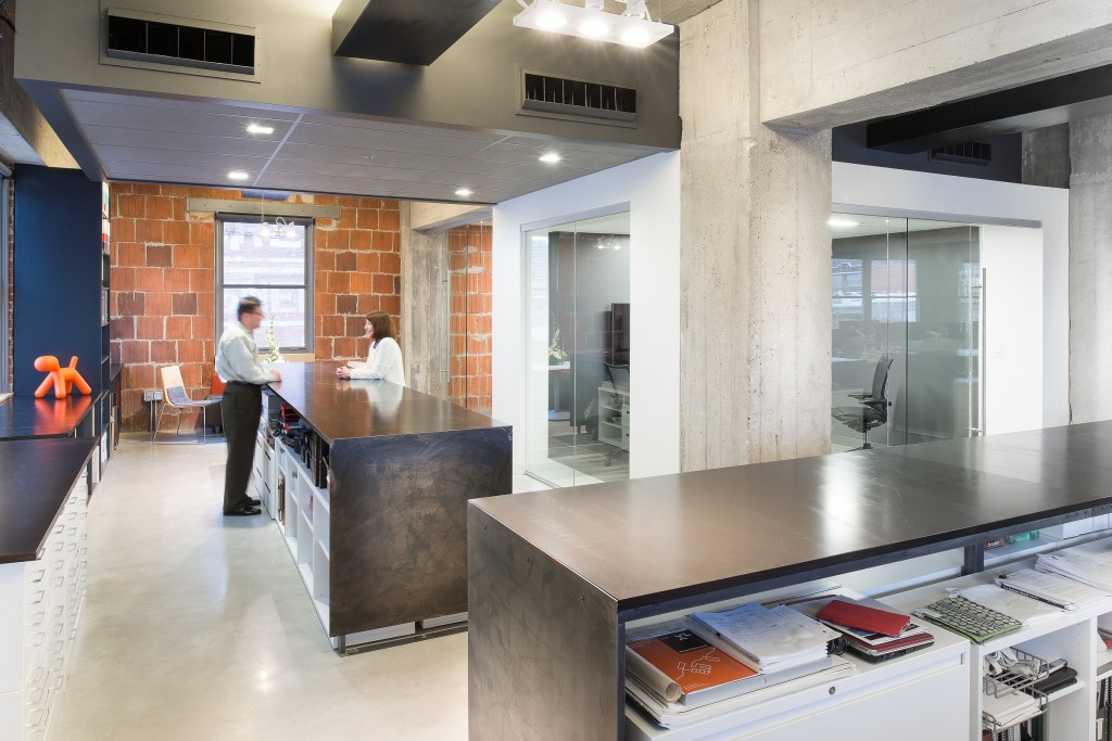 SFS Architecture Interior