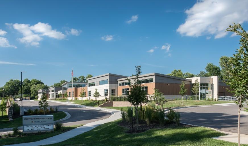 Crestview Elementary School SMSD